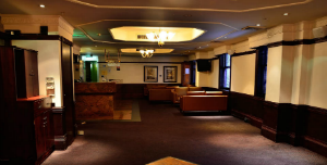 Function room in Occidental hotel Sydney. Bucks party venue in Sydneyby Glamor Strippers.