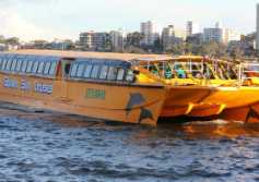 Stripper cruise on Swan River Perth